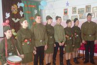 Закрытие года Победы